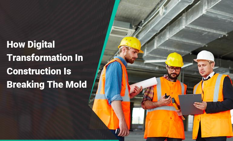 Digital transformation in construction